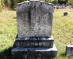 Warren H Flanders