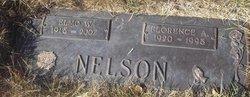 Florence A <i>Van Erem</i> Nelson