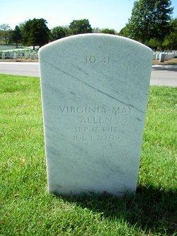 Virginia May <i>Phillips</i> Allen