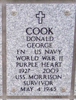 Donald G Cook