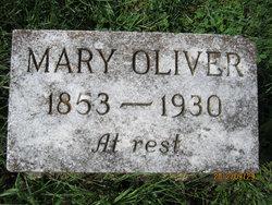 Mary Ann <i>Mink</i> Oliver