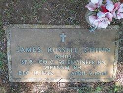 Spec James Russell Chinn