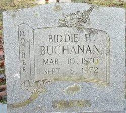 Bridgett Biddie <i>Howell</i> Buchanan