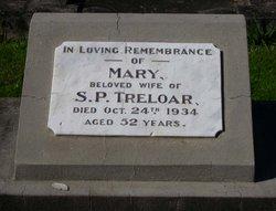 Mary <i>Loveday</i> Treloar