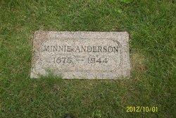 Minnie Belle <i>O'Hara</i> Anderson