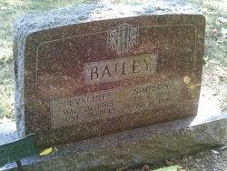Simpson Bailey
