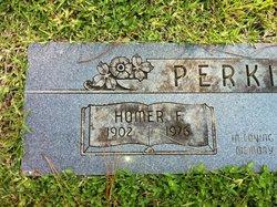 Homer Franklin Perkins