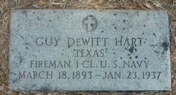 Guy DeWitt Hart