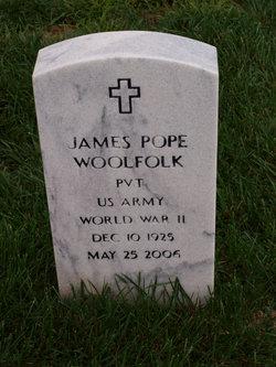 James Pope Woolfolk