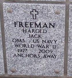 Harold Jack Freeman