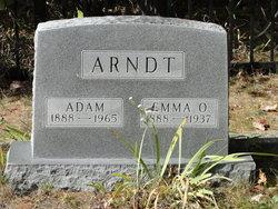 Emma O <i>Brickman</i> Arndt