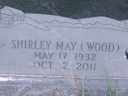 Shirley May <i>Wood</i> Alexander