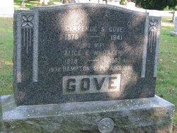 Alice E <i>Whitaker</i> Gove