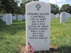 Edward Duane Cantrell