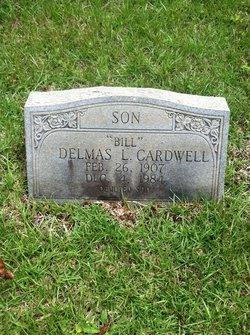 Delmas Lupton Bill Cardwell