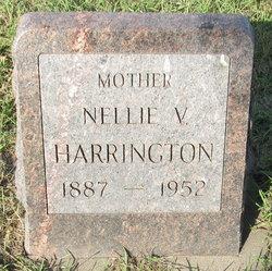 Nellie Victoria <i>Ashbaugh</i> Harrington