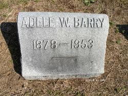 Adele <i>Wynne</i> Barry