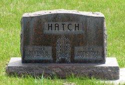 Anthony Frost Hatch