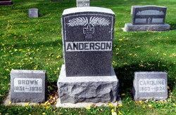 Augustinus Bruun Brown Anderson