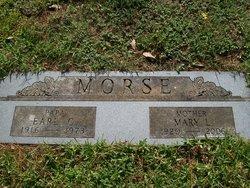 Earl Carl Morse