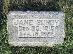 Jane <i>Maris</i> Bundy