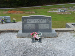 Nellie Mae <i>Ladd</i> Alexander