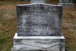 Horace Porter Snow