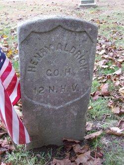 Pvt Henry H. Aldrich