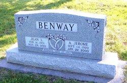 Albert Jerome Benway