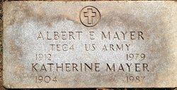Albert E Mayer