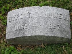 Lucy Byrd <i>Teasdale</i> Caldwell