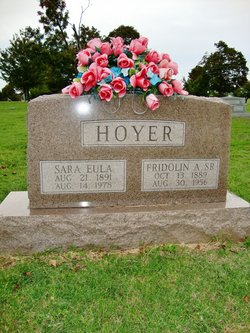 Fridolin A Hoyer, Sr