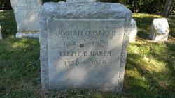 Lizzie <i>Chipman</i> Baker
