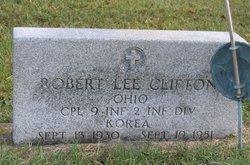 Robert Lee Clifton