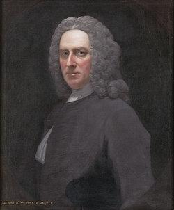 Archibald 3rd Duke of Argyll Campbell
