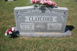 Joseph Elvin Claycomb