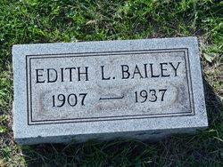 Edith L. Bailey