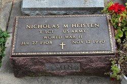 Nicholas M Heisten