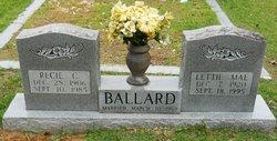 Lettie Mae <i>Fuller</i> Ballard