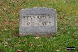 William Paul Underwood