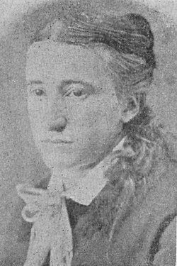 Mary Louisa Louisa <i>Cook</i> Allen