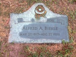 Alfred Arnold Biehle, Sr