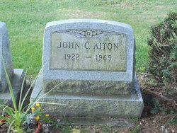 John C Aiton