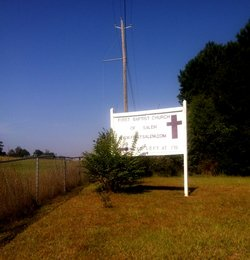 Old Salem Baptist Church Cemetery