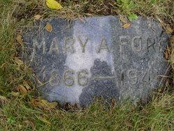 Mary Althia Molly <i>Ward</i> Ford