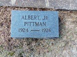 Albert Pittman, Jr