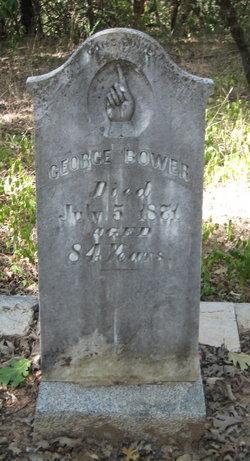 George Bower