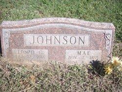 Lonzo Cleveland Johnson