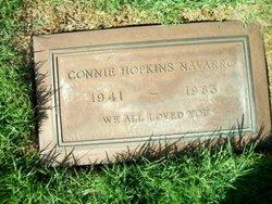 Constance Colleen Connie <i>Hopkins</i> Navarro