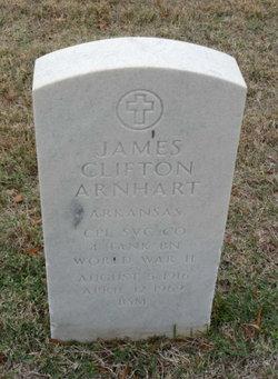 James Clifton Arnhart